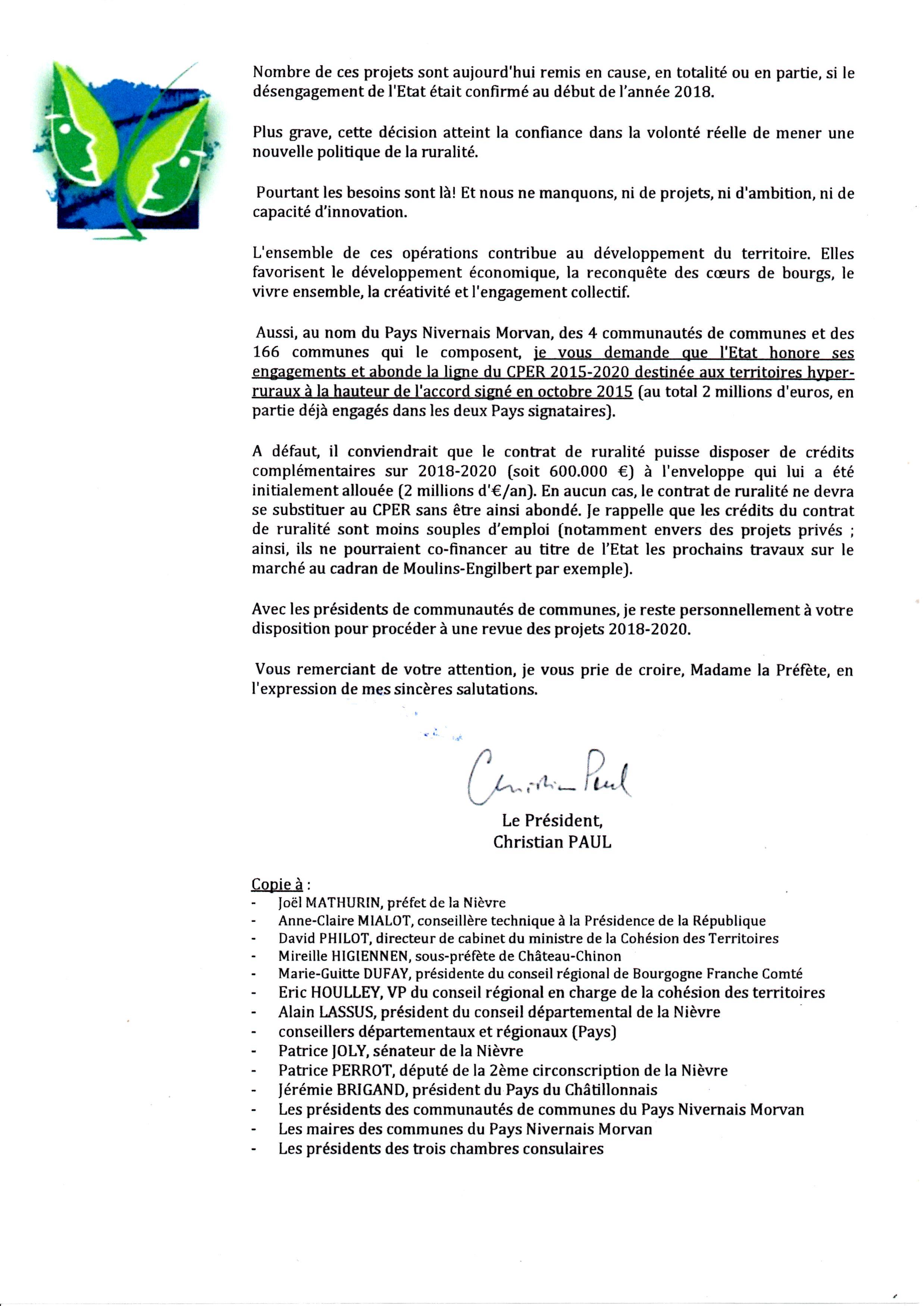 20171207-lettre C.Paul à Prefet Region-2-